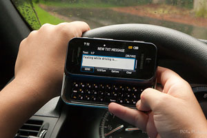"Federal Distracted Driving Law Stalled by ""States' Rights"" 1"