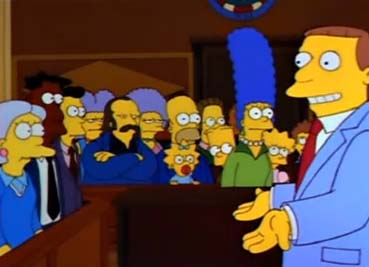 Lionel Hutz Lawsuits In The Simpsons 1