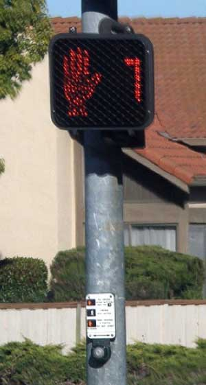 Crosswalk-Signal-Countdown