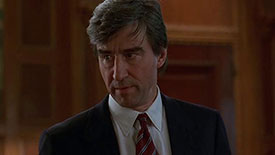 Jack McCory from Law an Order, another popular TV show attorney